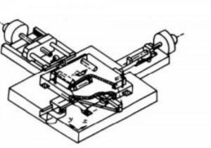 机床微动机构