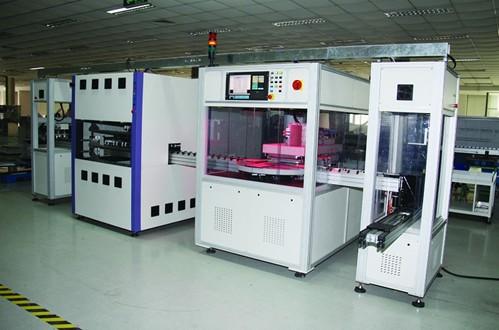 晶圆芯片送料系统